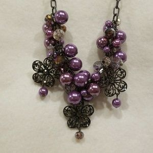 16 inch chunky necklace